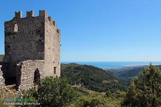 Chteauneuf Villevieille  Alpes Maritimes  Provence Web