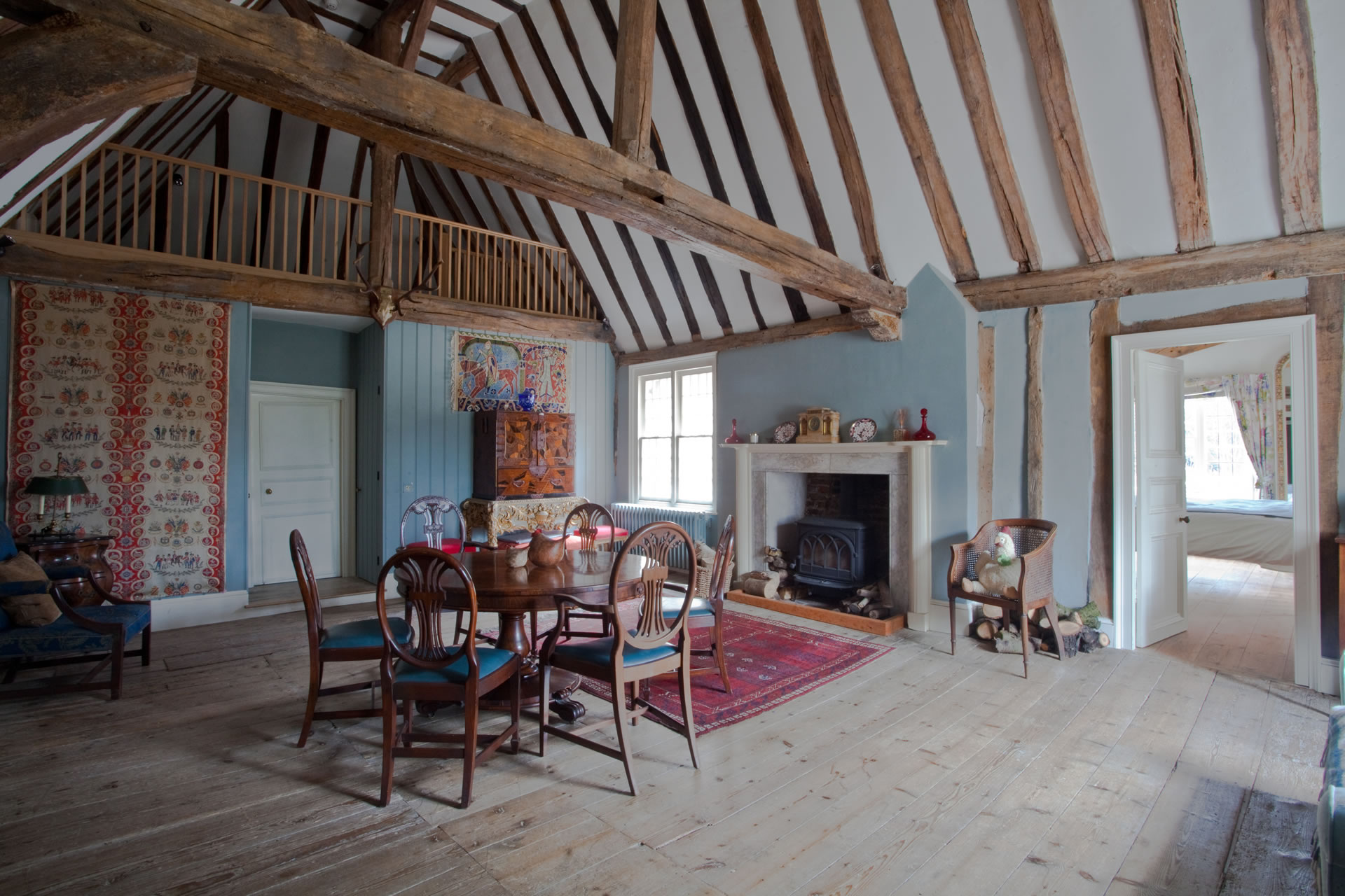 History  Provender House