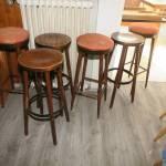 Barhocker Holz Dunkel Proventura Online Auktion