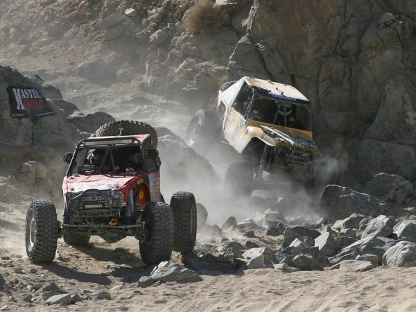 """Il """"King of the Hammers"""""""