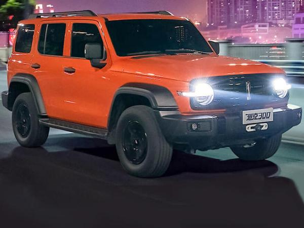 Great Wall il nuovo 4×4