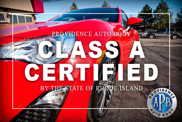 Providence Auto Body A Mercedes Certified Collision