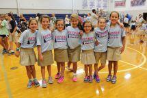 Mini Cheer - Providence Christian School