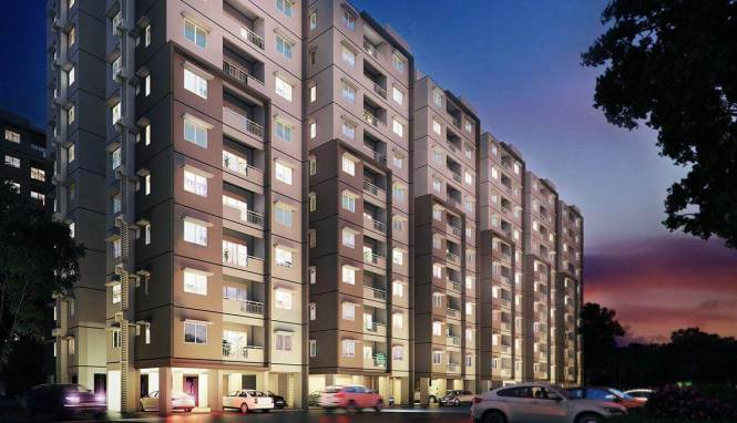 2 Bhk 3 Flats In Hyderabad Provident Kenworth