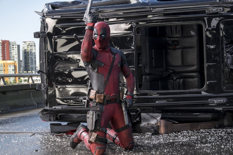 Art of the cut - Deadpool