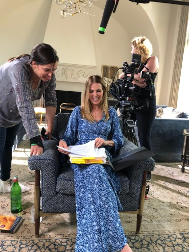 """ART OF THE CUT with editor Inbal B. Lessner, ACE on the Starz doc series, """"Seduced: Inside the NXIVM Cult"""" 16"""