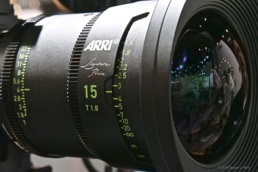 This is a 15mm lens for full-frame: quite wide.