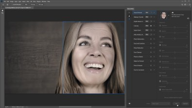 Aging an actor with Adobe Sensei and Mocha Pro 2021 28