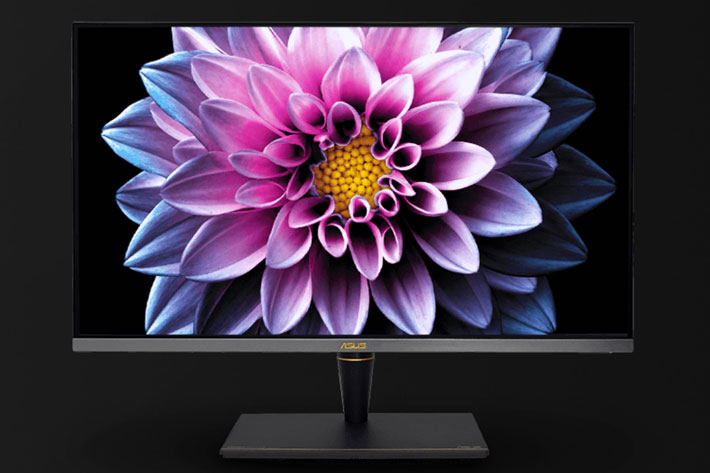 ASUS ProArt PA32UCX: world's first 4K display with mini-LED backlighting