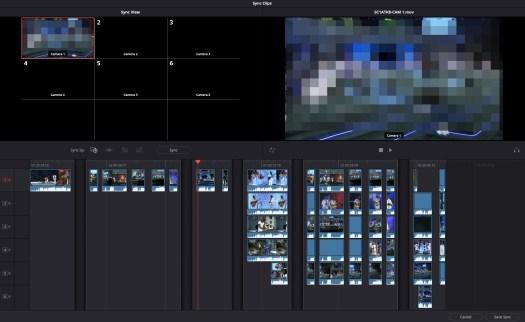 Review: DaVinci Resolve Speed Editor Part 2 - Multicam and Multi-camera Editing 35
