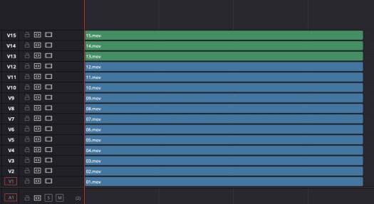 Review: DaVinci Resolve Speed Editor Part 2 - Multicam and Multi-camera Editing 23