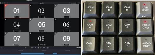 Review: DaVinci Resolve Speed Editor Part 2 - Multicam and Multi-camera Editing 51