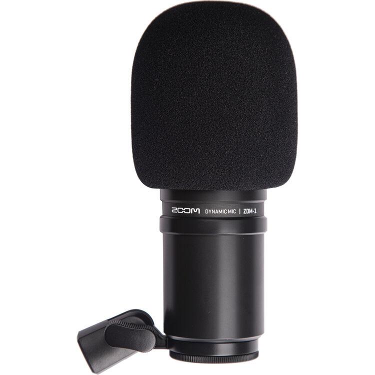 Review: Zoom ZDM-1 dynamic studio microphone or kit 28
