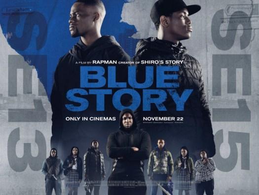 Blue Story Podcast with editor Mdhamiri A Nkemi