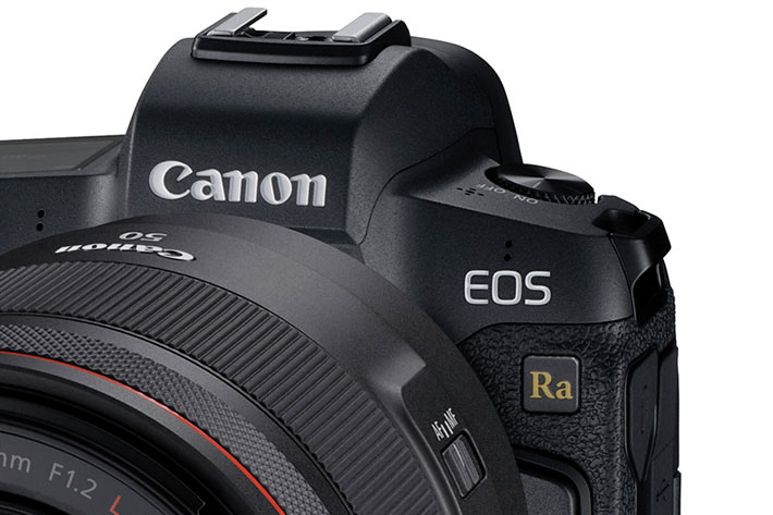 Canon EOS Ra: the first astro camera with a 4K movie function