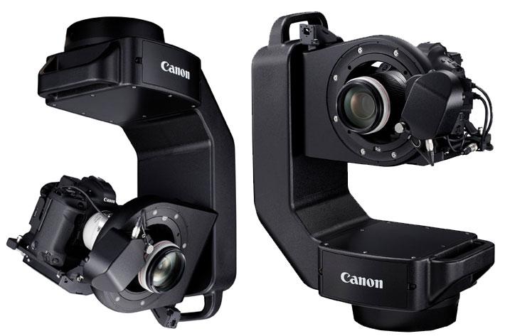 Canon CR-S700R: a robotic arm for EOS cameras