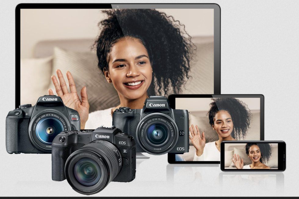 EOS Webcam Utility for Windows now works with 49 cameras 9