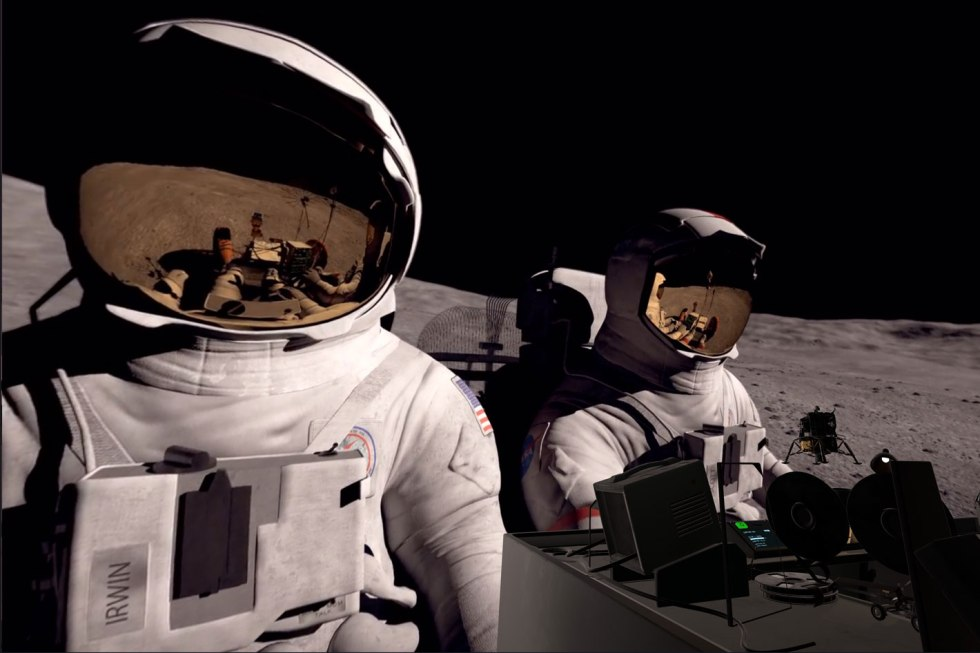CAPCOM GO! Apollo VR Planetarium: celebrating Apollo 11 at home