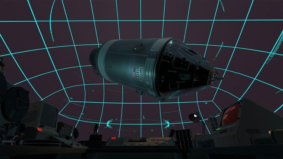 CAPCOM GO! Apollo VR Planetarium: celebrating Apollo 11 at home