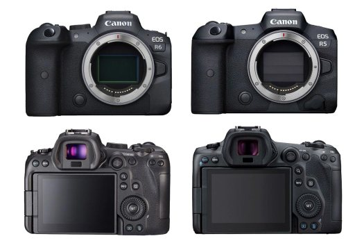 Canon EOS R5 and EOS R6: leapfrogging the IBIS competition
