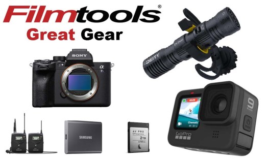 Great Gear from Filmtools: Exciting New Cameras, Light Panel Kits, Wireless Mic Systems and More 20