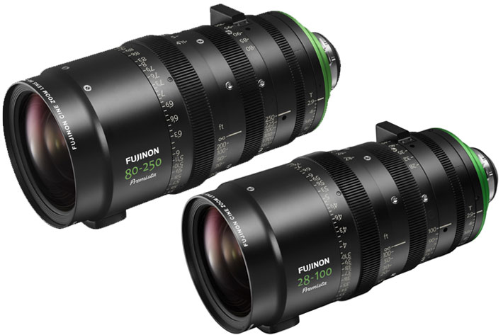 FUJINON PREMISTA cinema zooms debut at Cine Gear Expo 2019 FUJIFILM
