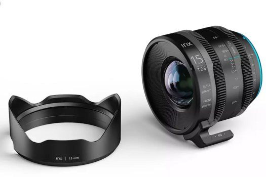 Irix Cine 15mm T2.6: the newest member of the family