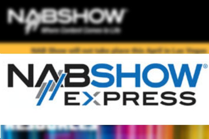 NAB Show reveals plans for NAB Show Express