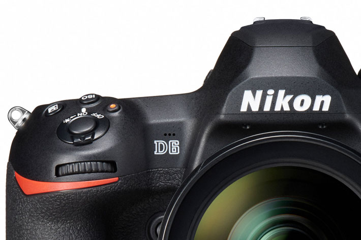 D6 is Nikon's most advanced DSLR to date
