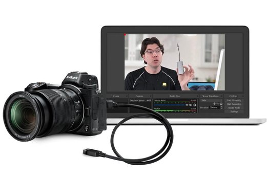 Nikon Webcam Utility: Windows now, Mac version coming soon