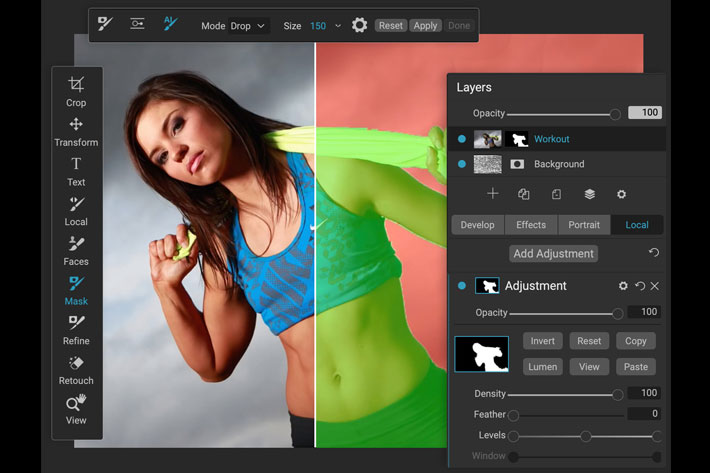 ON1 Photo RAW 2020, the all-in-one photo workflow solution