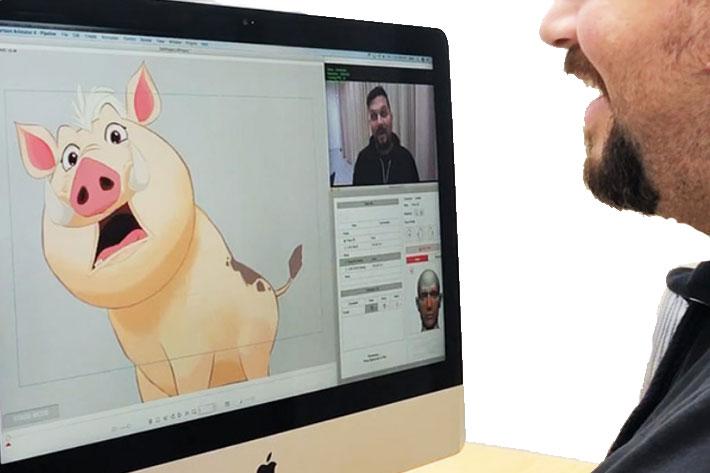 Cartoon Animator 4 and Facial Mocap: real time animation for anyone