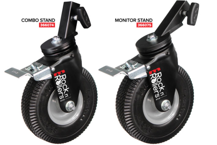 Rock n' Roller Wheel Sets: let the rollers do the work
