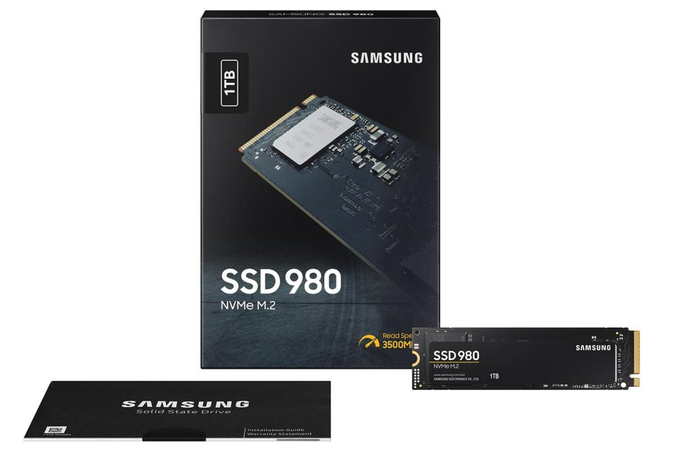 Samsung 980 NVMe SSD offers speed at an affordable price