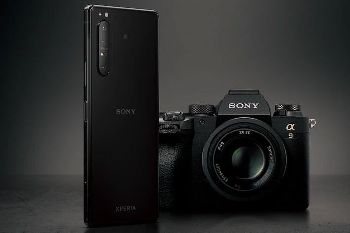 Sony Xperia 1 II: powered by CineAlta Alpha 9 mirrorless technologies