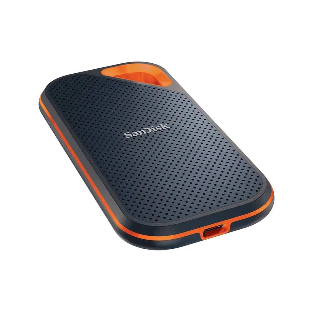 Comprar SanDisk Extreme Pro Portable SSD 1050MB/s USB-C - USB-A (500GB/1TB/2TB) al mejor precio - Provideo