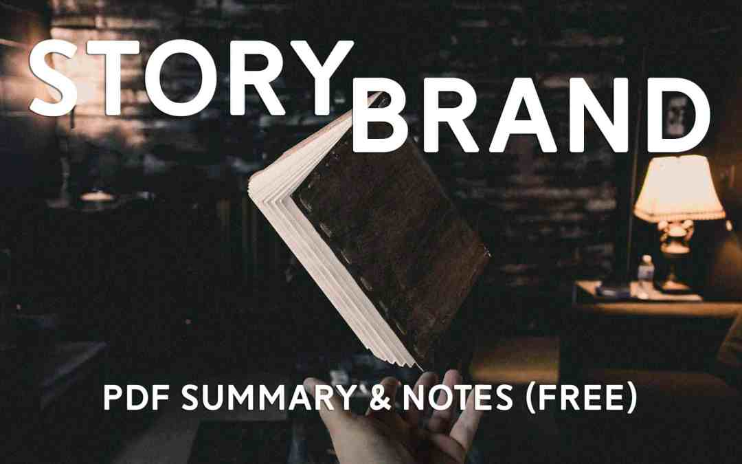StoryBrand – Creating a Story – Video Production Company