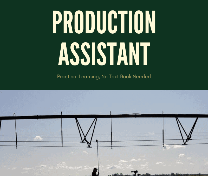 Top Lessons as a Production Assistant