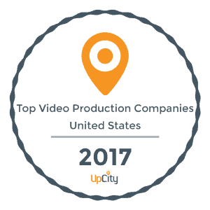 top video production companies 2017