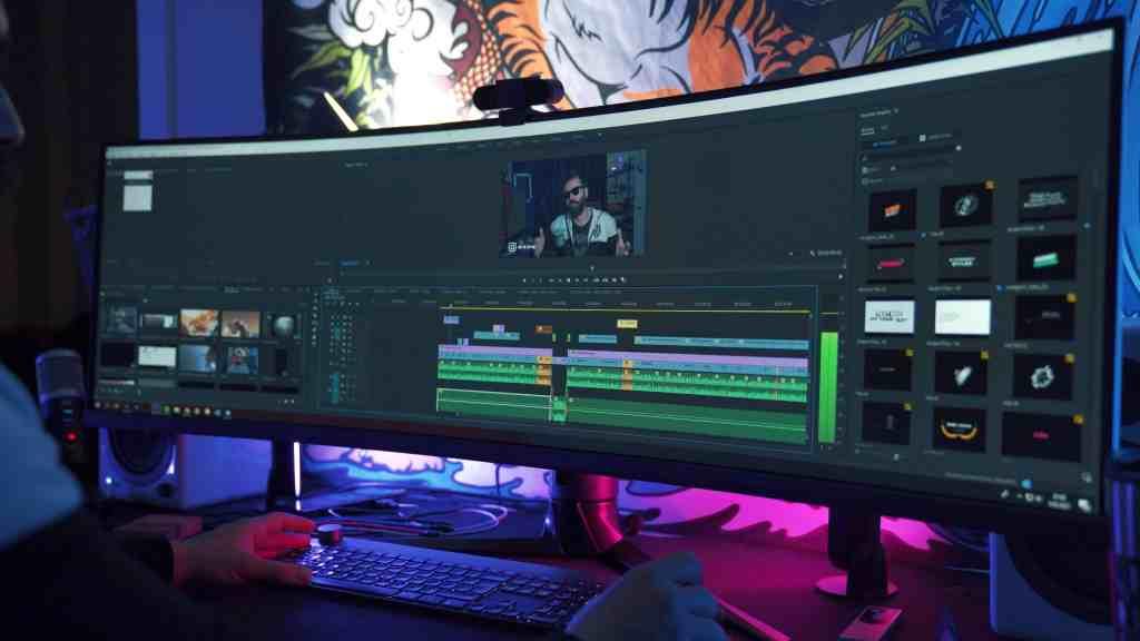 Post-production aka video editing - onur binay