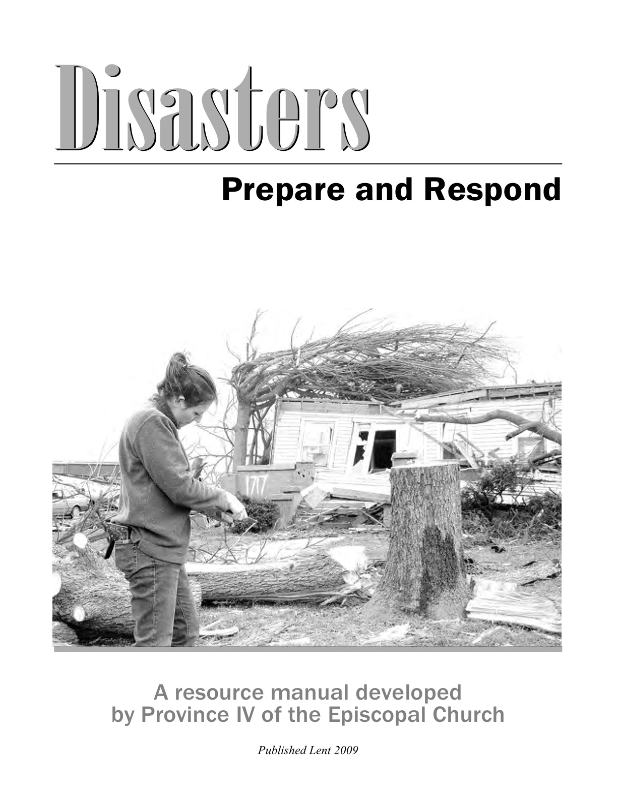 Download Disaster Preparedness Manual Library free