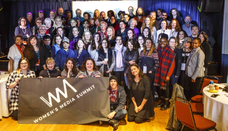 Thank you to all who attended the 2018 Womens Media Summit and Film Financing Forum!