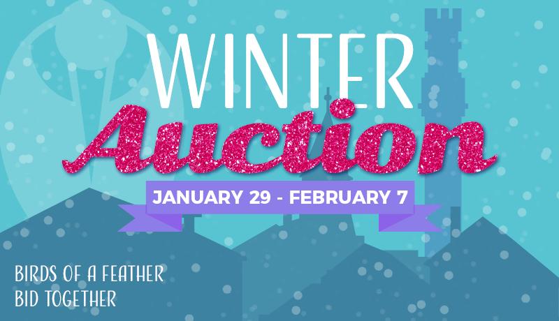 PFS Winter Auction