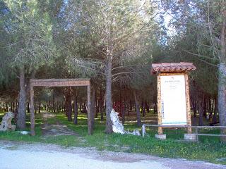 Provincia di Agrigento  Aree attrezzate