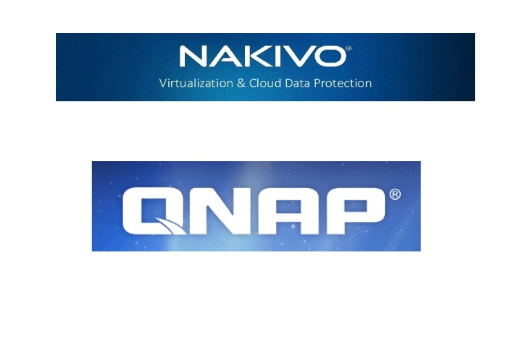 NAKIVO VM Backup Appliance based on QNAP NAS is available