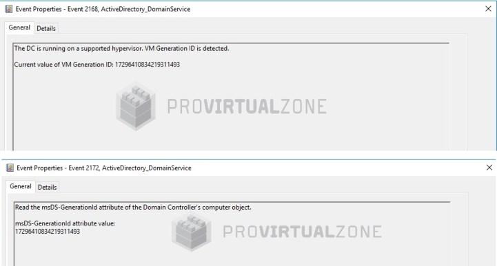 How to backup Virtual Domain Controllers > ProVirtualzone