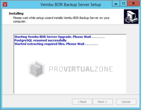 New Vembu BDR Suite 3.9.1 includes a new Standard Edition version