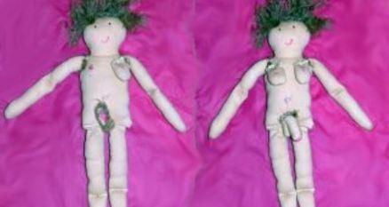 Risultati immagini per bambola gender