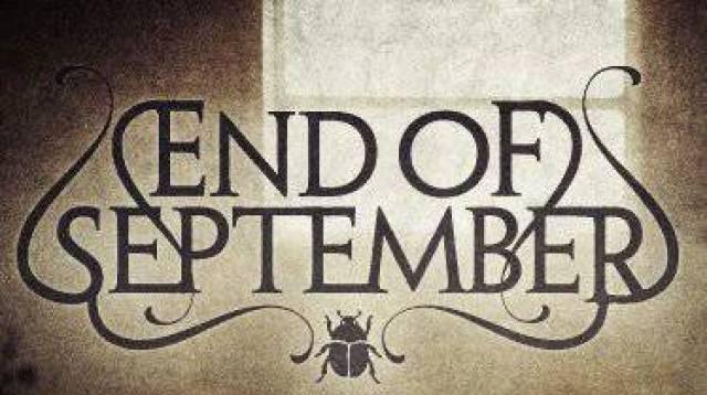 ending of september