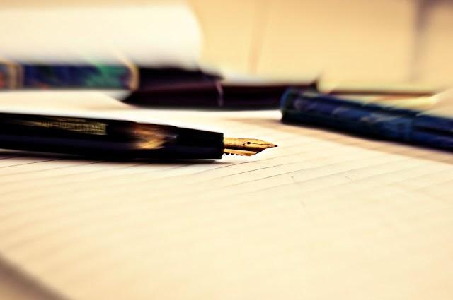 the,pen,ink,nib,the pen
